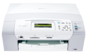 Brother DCP-383C Driver Download
