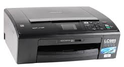 Brother DCP-J125 Resetter Software Download